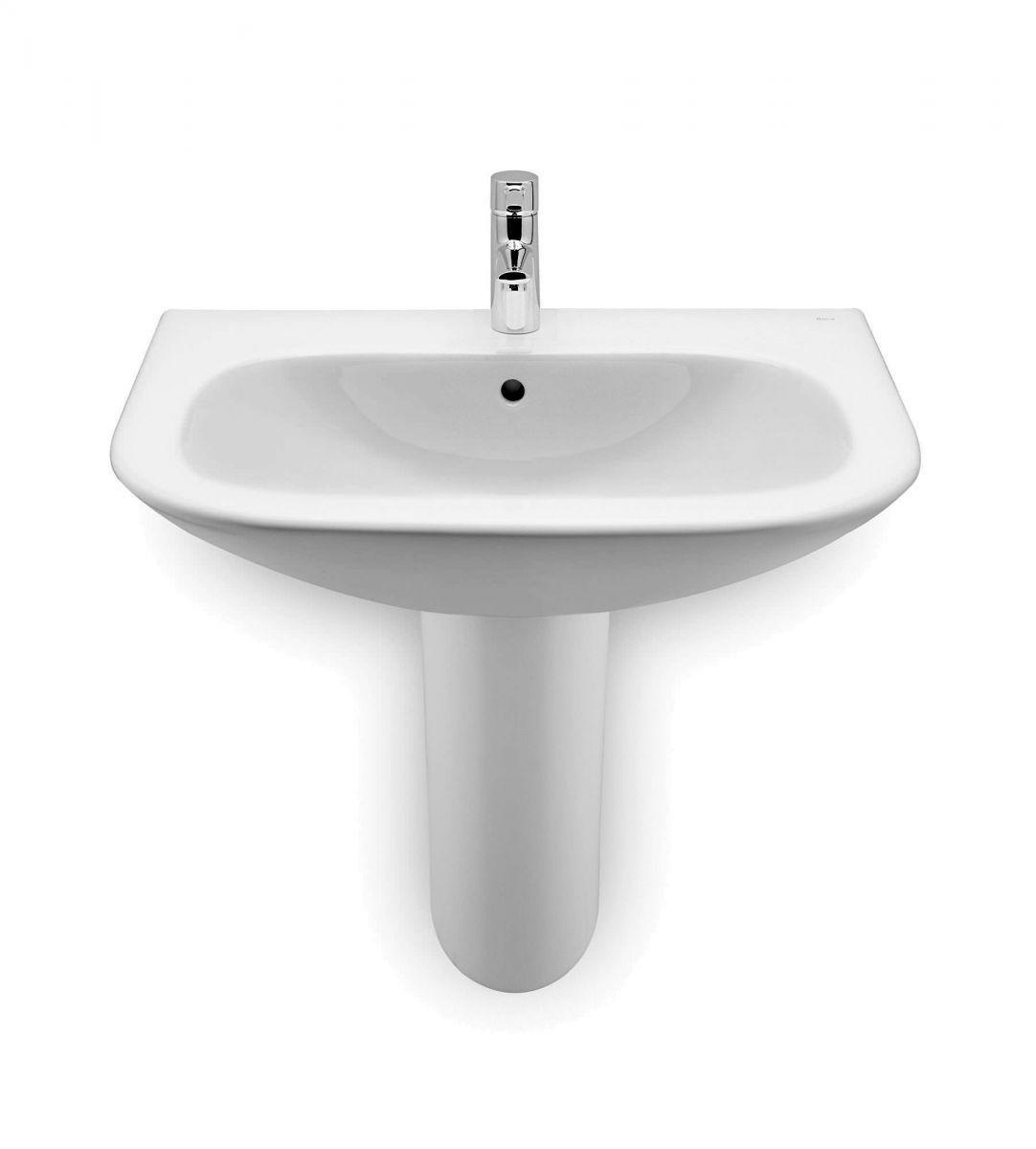 Roca nexo wall hung basin uk bathrooms for Roca bathroom fittings