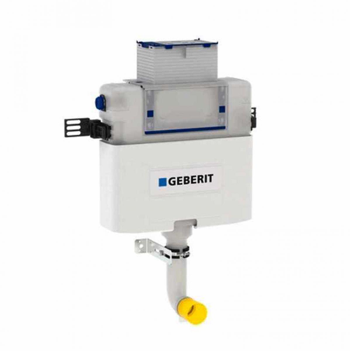 Geberit omega concealed toilet cistern uk bathrooms for Cisterna geberit