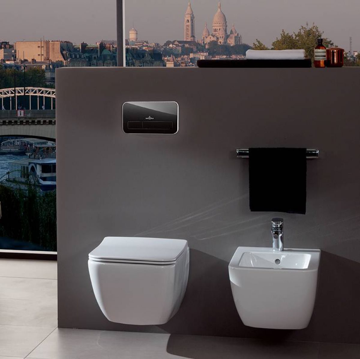 Gallery of square front toilet seat