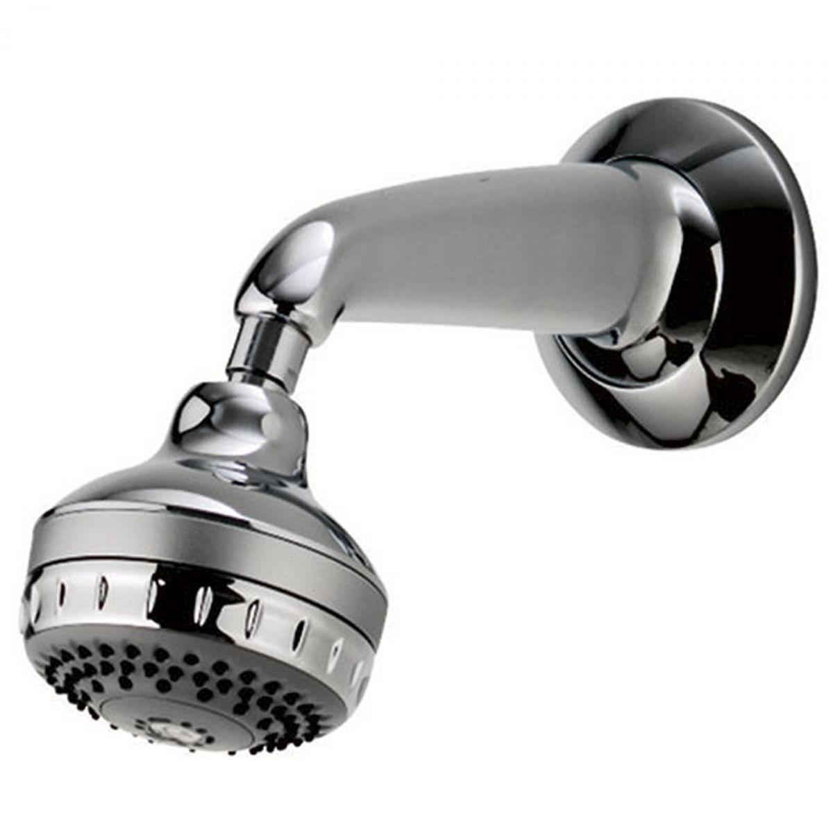 Aqualisa Turbostream Fixed Shower Head : UK Bathrooms