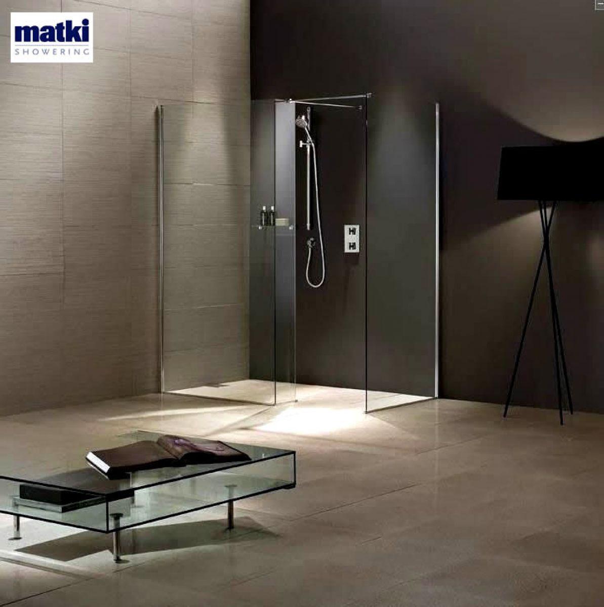 ... Matki Wet Room Walk In Shower Panel ... Part 82