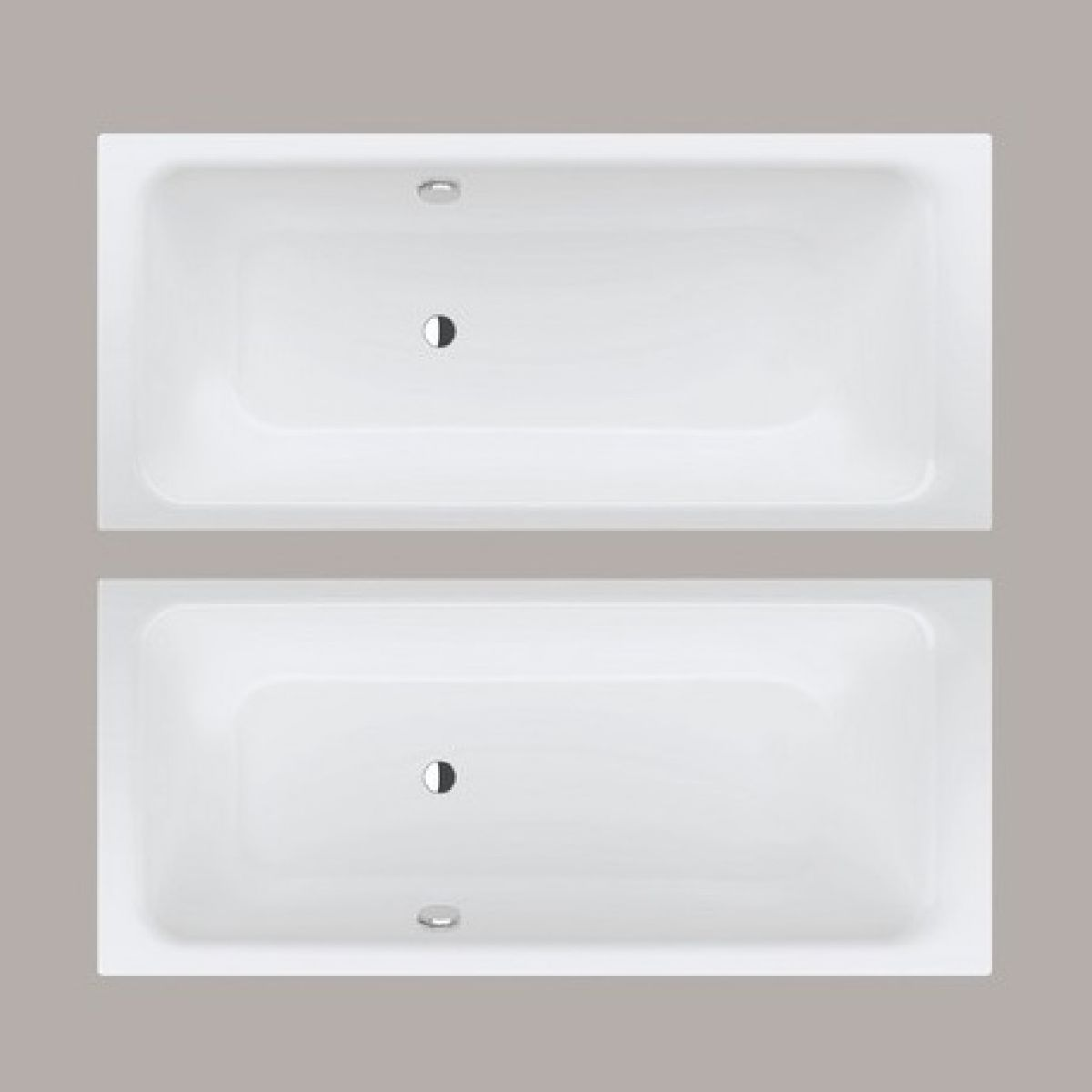 Bette Select Bath With Side Overflow Uk Bathrooms