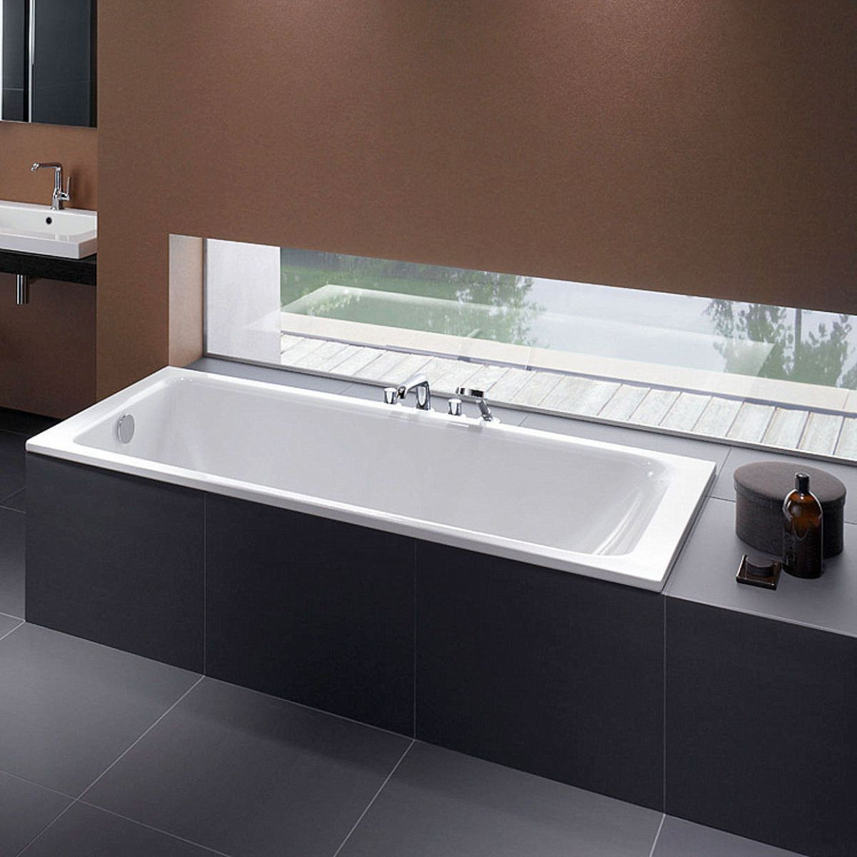 Walk In Baths And Showers Prices Bette Select Bath With Overflow Foot End Uk Bathrooms