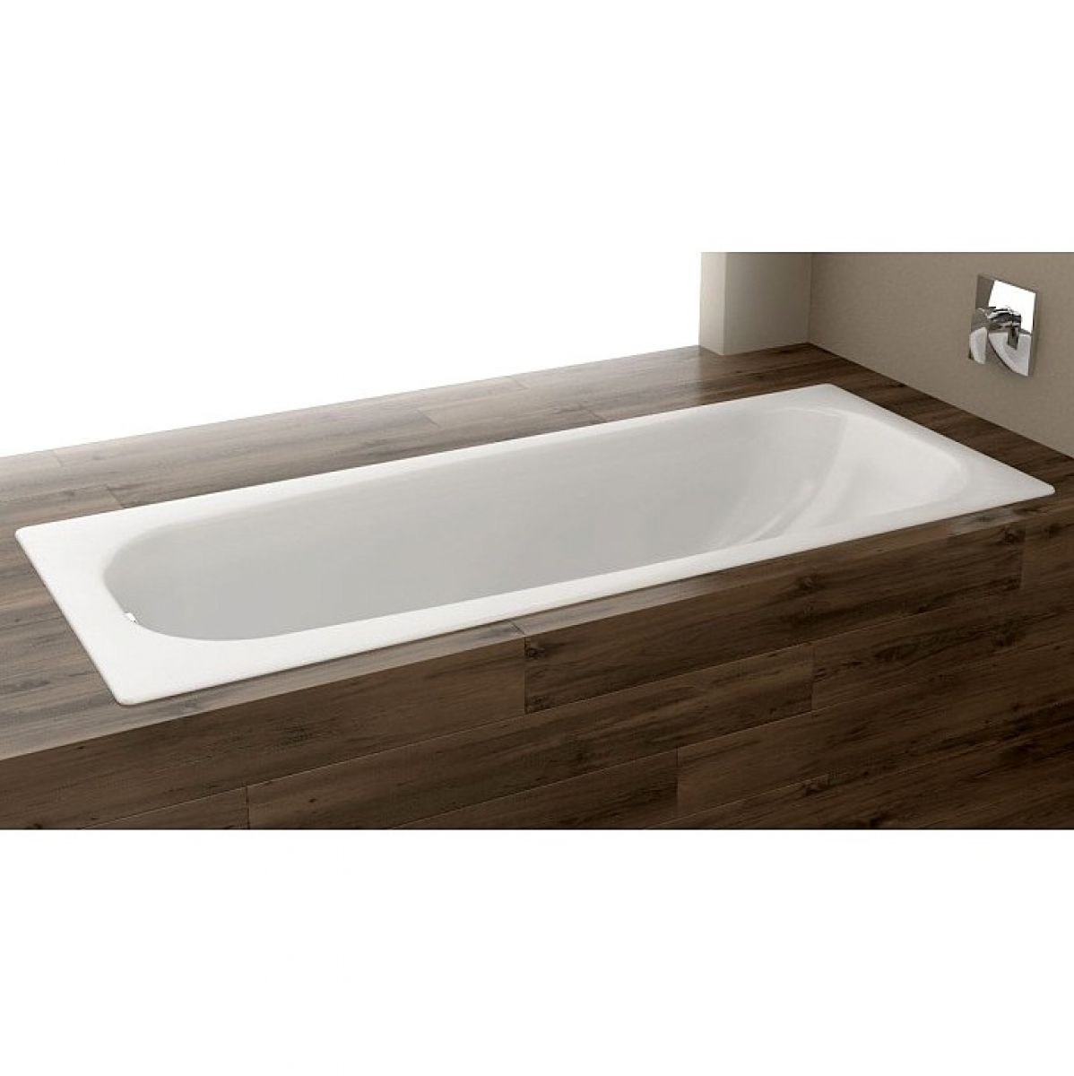 Awesome shallow baths contemporary bathroom and shower for Shallow tub shower combination