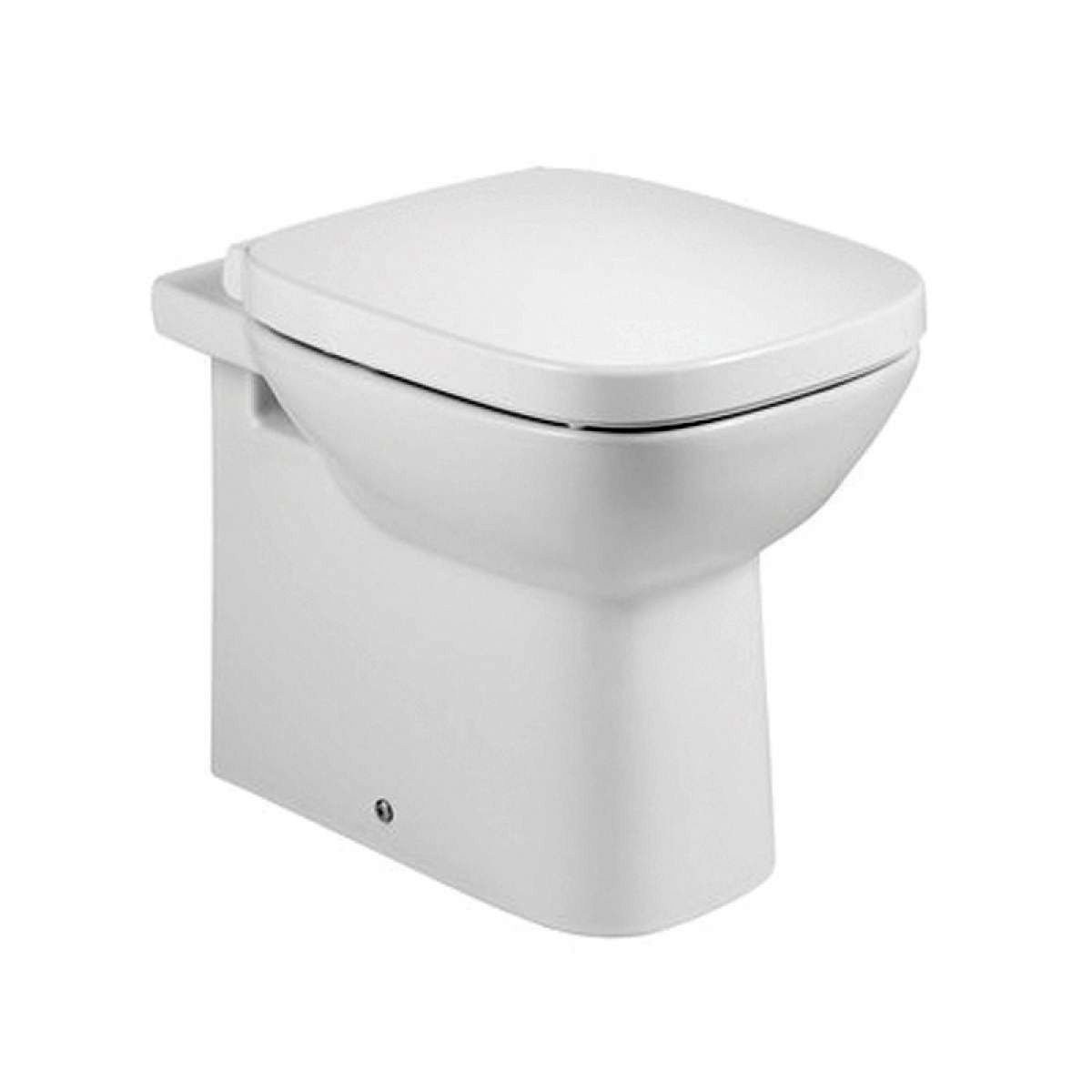 Roca debba back to wall toilet uk bathrooms for Wc debba roca