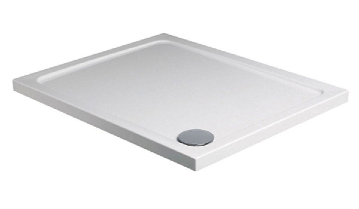 Origins Rectangular 40mm Shower Tray : UK Bathrooms