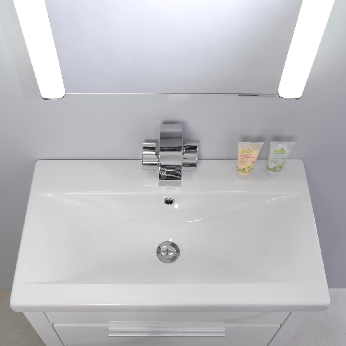 Roper Rhodes Illusion Illuminated Recessible Cabinet : UK Bathrooms
