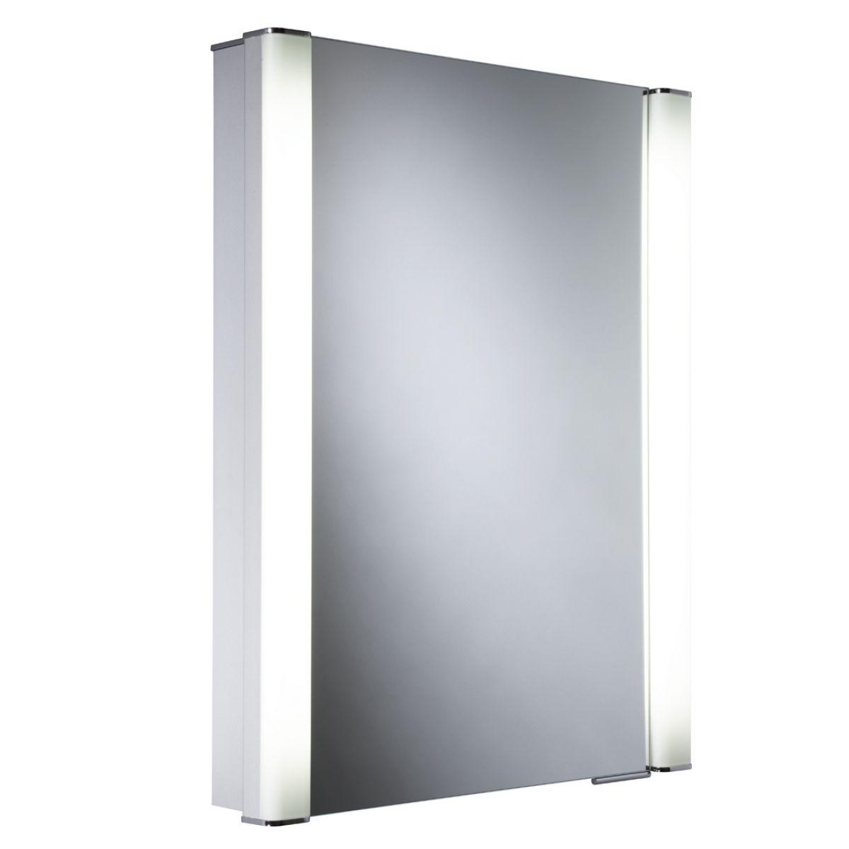 Roper Rhodes Illusion Illuminated Recessible Cabinet Uk