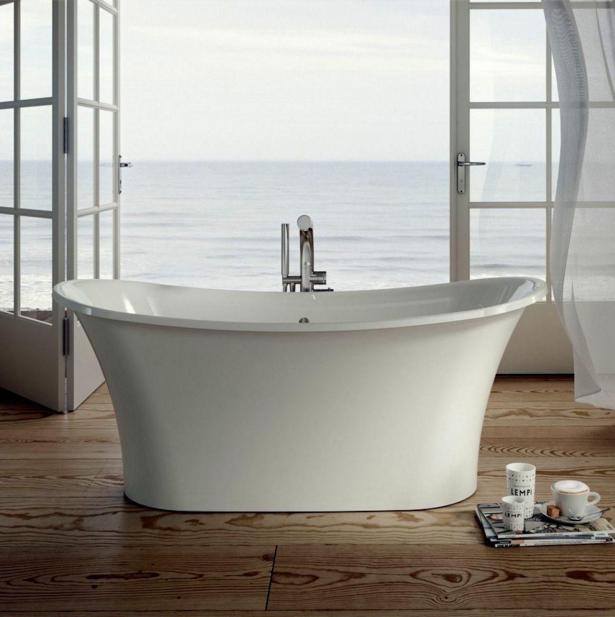 Ramsden & Mosley Jura Double Ended Freestanding Bath : UK Bathrooms