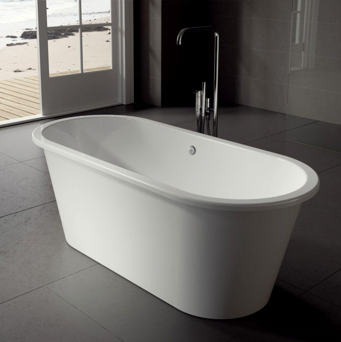 Ramsden & Mosley Iona Modern Freestanding Bath : UK Bathrooms