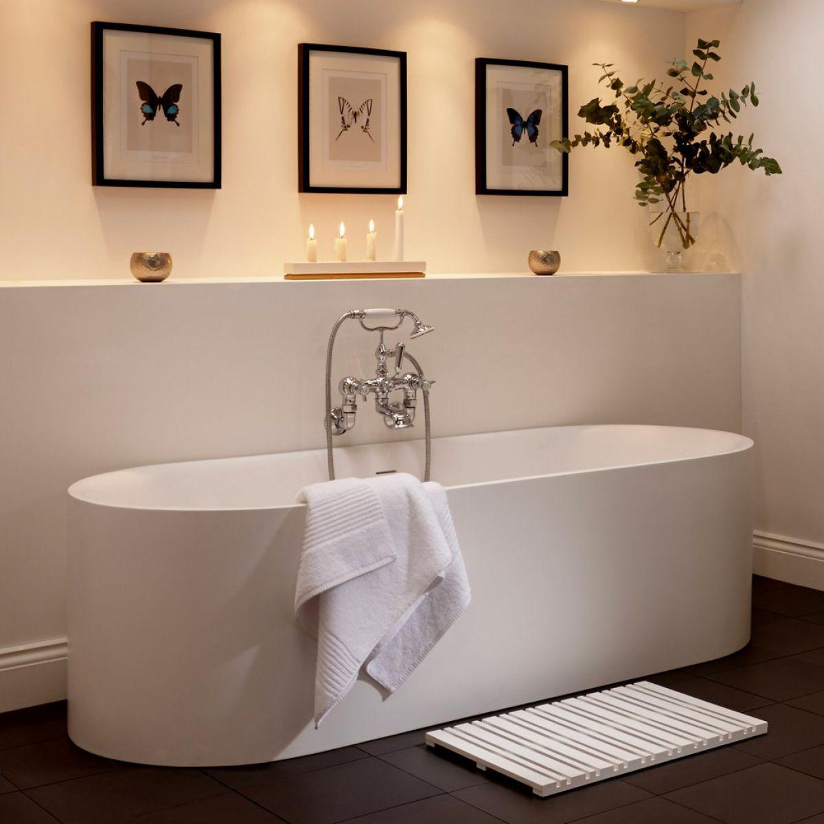 Imperial Lady Margaret Freestanding Bath