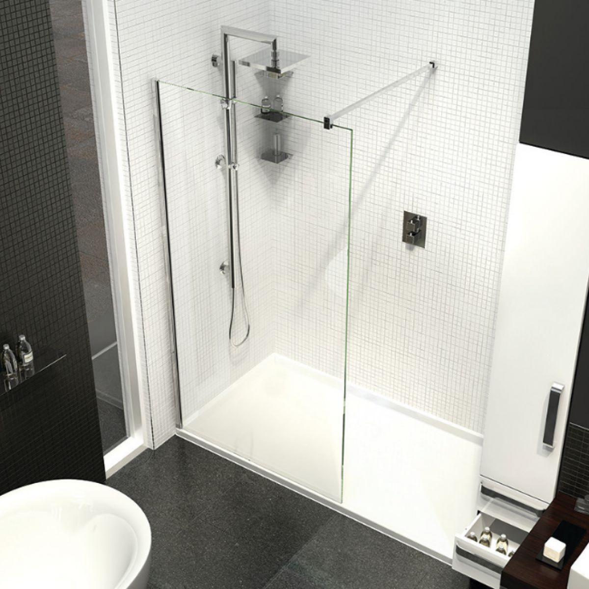 Kudos Ultimate 2 Recess Walk In Pack : UK Bathrooms