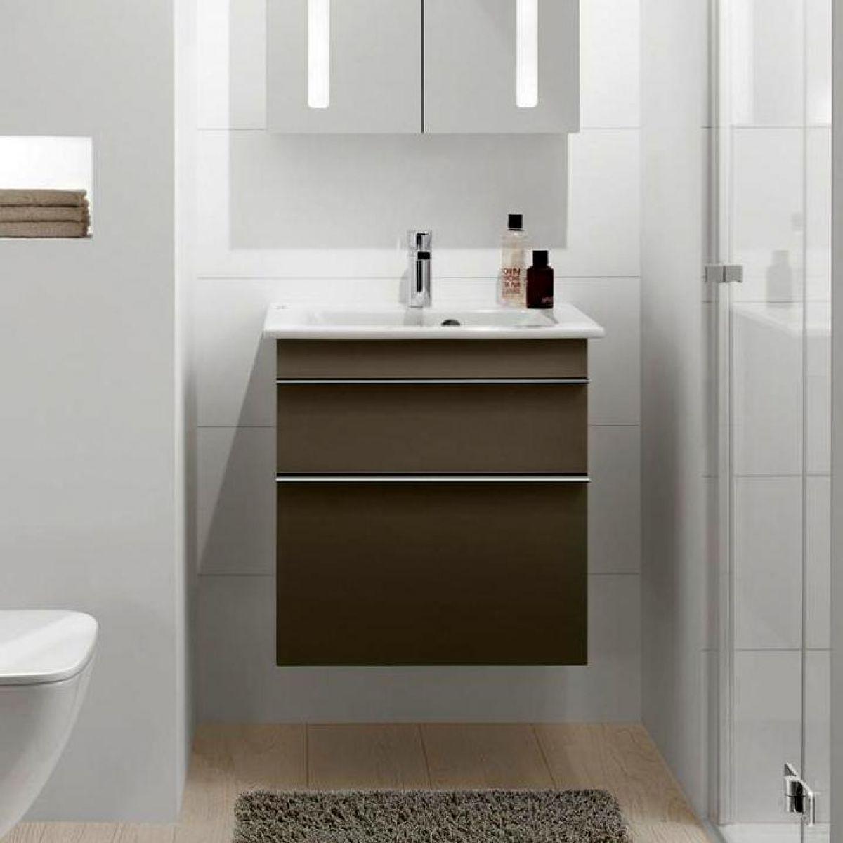 Villeroy and boch bathroom cabinets -  Villeroy Boch Venticello 2 Drawer Vanity