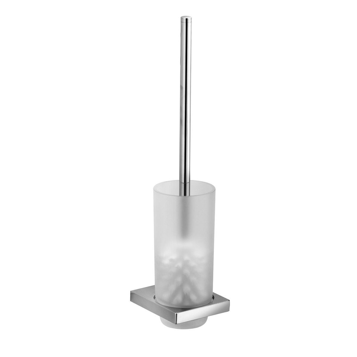 keuco edition 11 toilet brush set uk bathrooms. Black Bedroom Furniture Sets. Home Design Ideas