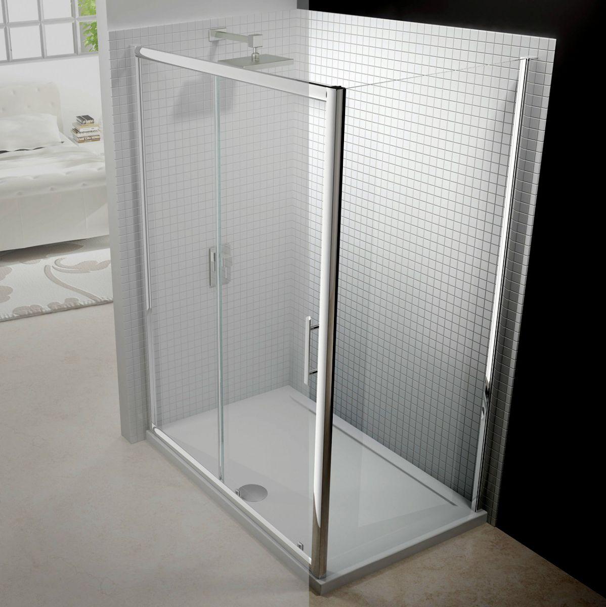 Merlyn Series 6 Sliding Shower Door Uk Bathrooms