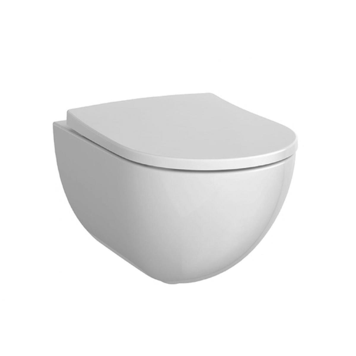 Geberit Acanto Wall Hung Rimfree Washdown Toilet Uk