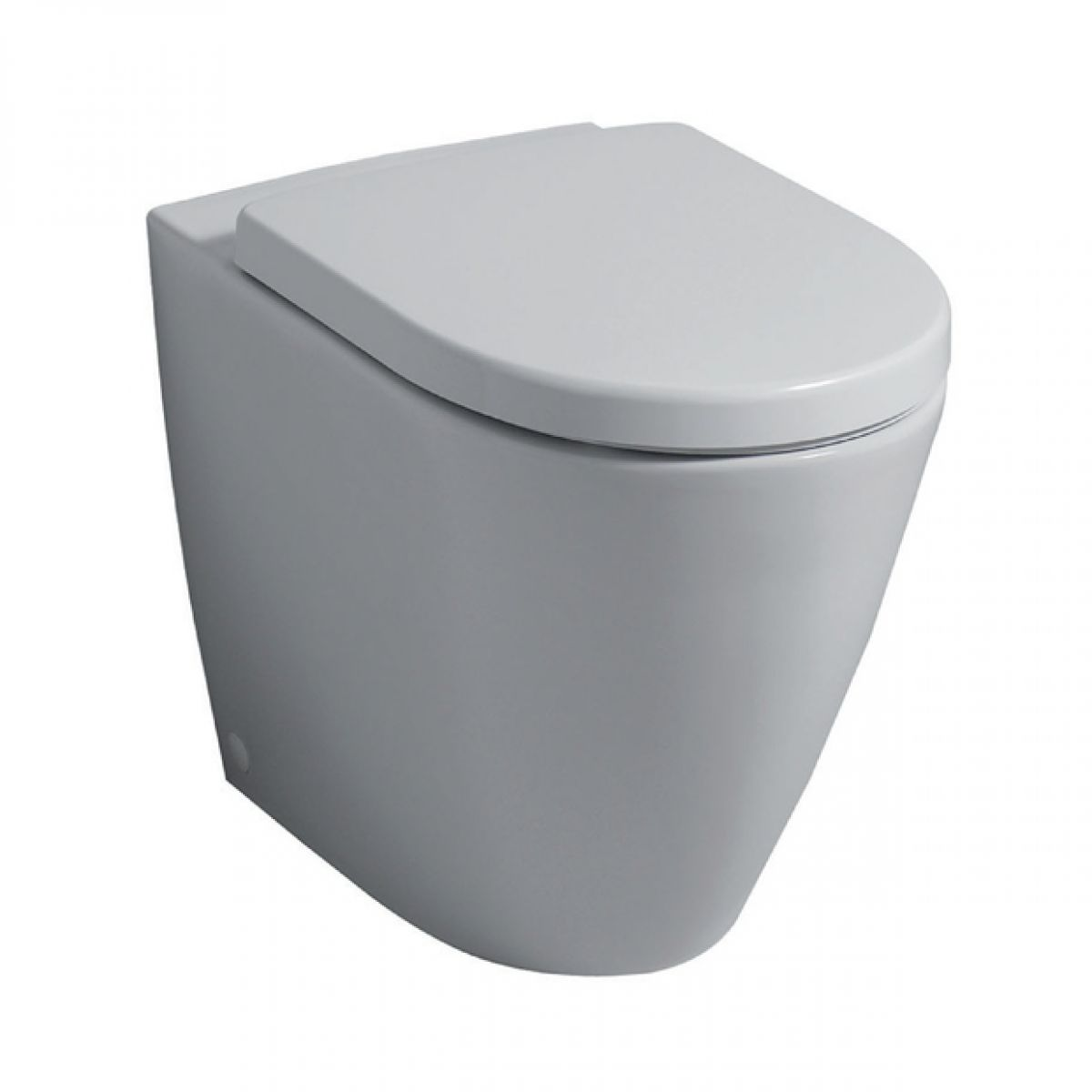 geberit icon rimfree back to wall toilet uk bathrooms. Black Bedroom Furniture Sets. Home Design Ideas