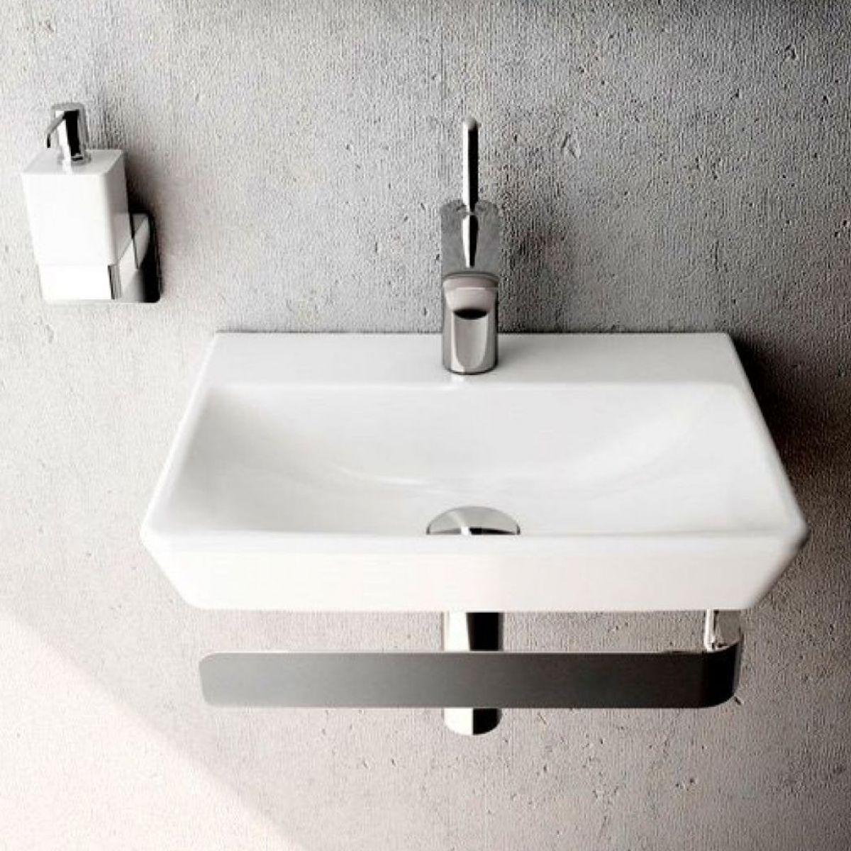 Vitra T10 Cloakroom Basin : UK Bathrooms