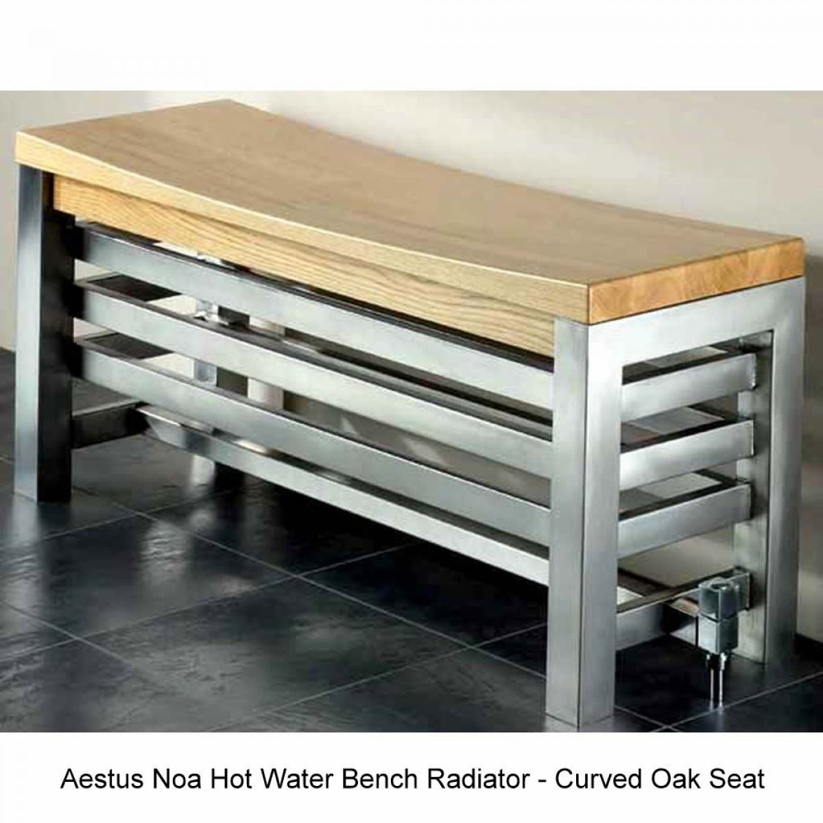 Aestus Noa Bench Radiator 700 W Mm Uk Bathrooms