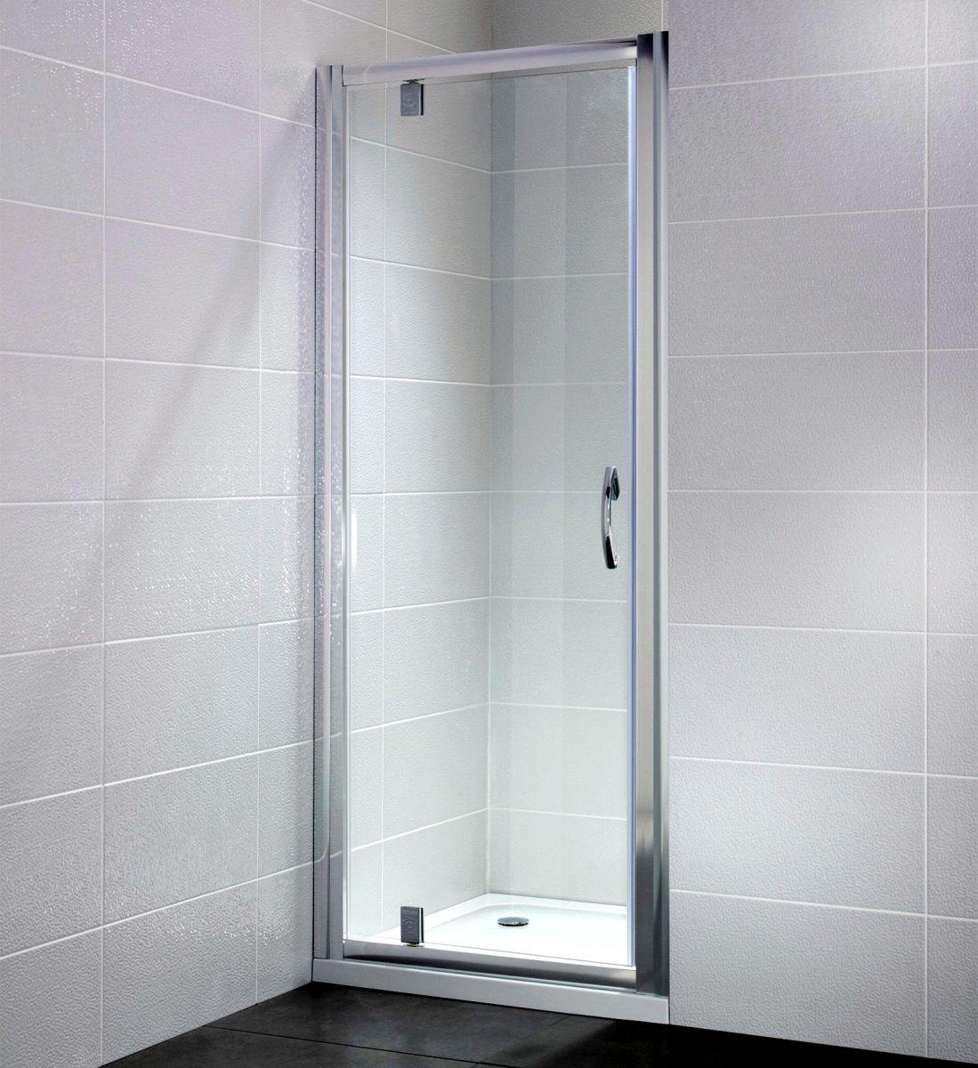 April Identiti Pivot Door Shower Enclosure