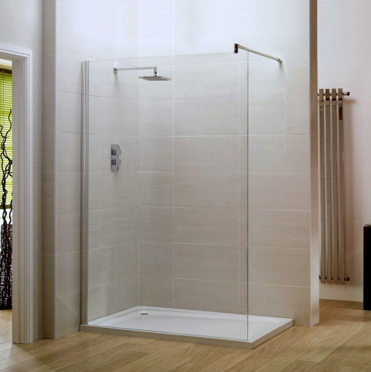 April Identiti2 8mm Wetroom Panels Uk Bathrooms