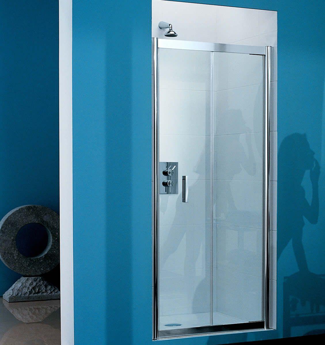 Matki Colonade Infold Shower Door : UK Bathrooms