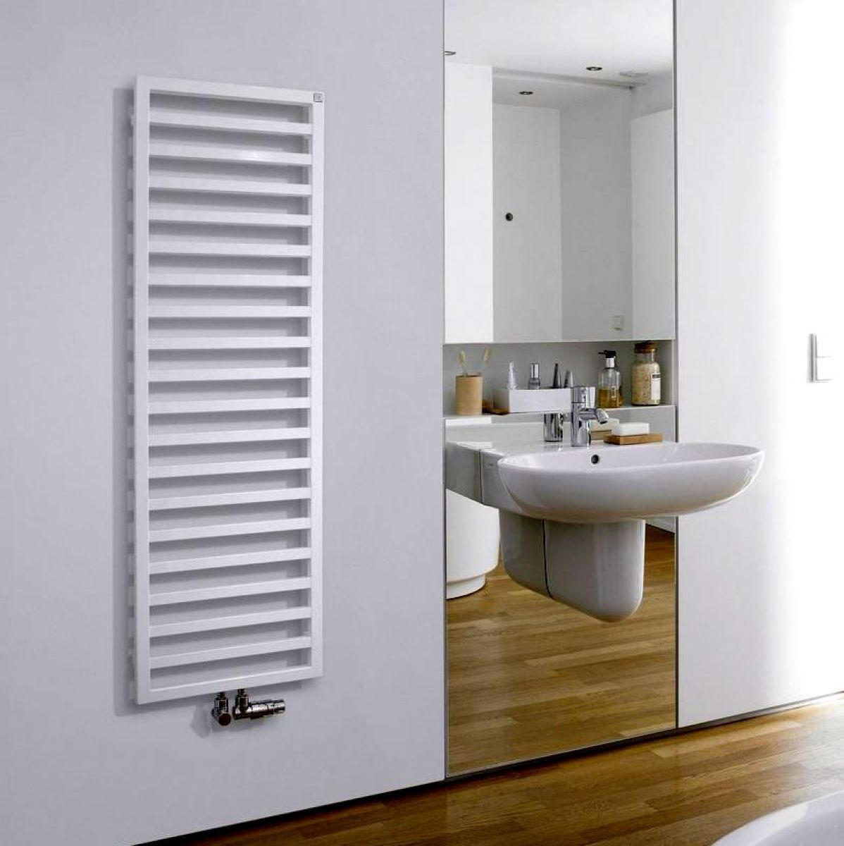 Villeroy Amp Boch By Zehnder Subway Towel Drying Radiator