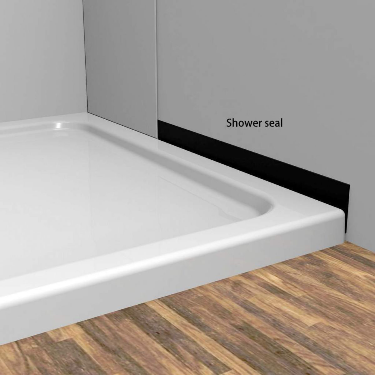 Kudos Kstone 45mm Square Shower Tray ...