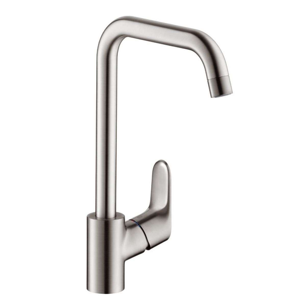 hansgrohe focus 260 kitchen mixer tap uk bathrooms. Black Bedroom Furniture Sets. Home Design Ideas