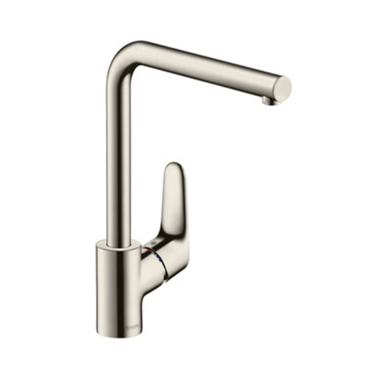 hansgrohe 280 focus kitchen mixer tap uk bathrooms. Black Bedroom Furniture Sets. Home Design Ideas