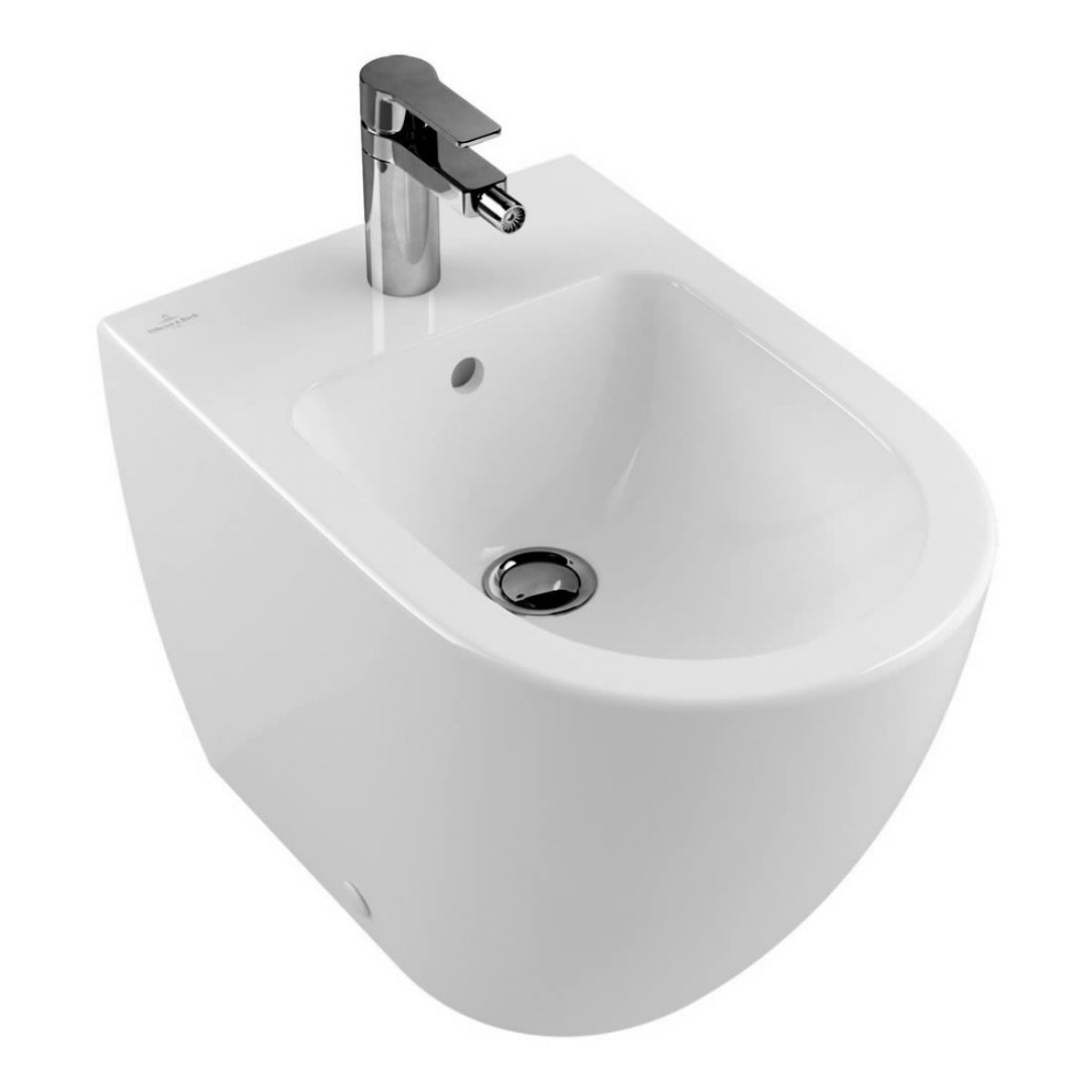 villeroy and boch subway 2 0 floor standing bidet uk bathrooms. Black Bedroom Furniture Sets. Home Design Ideas