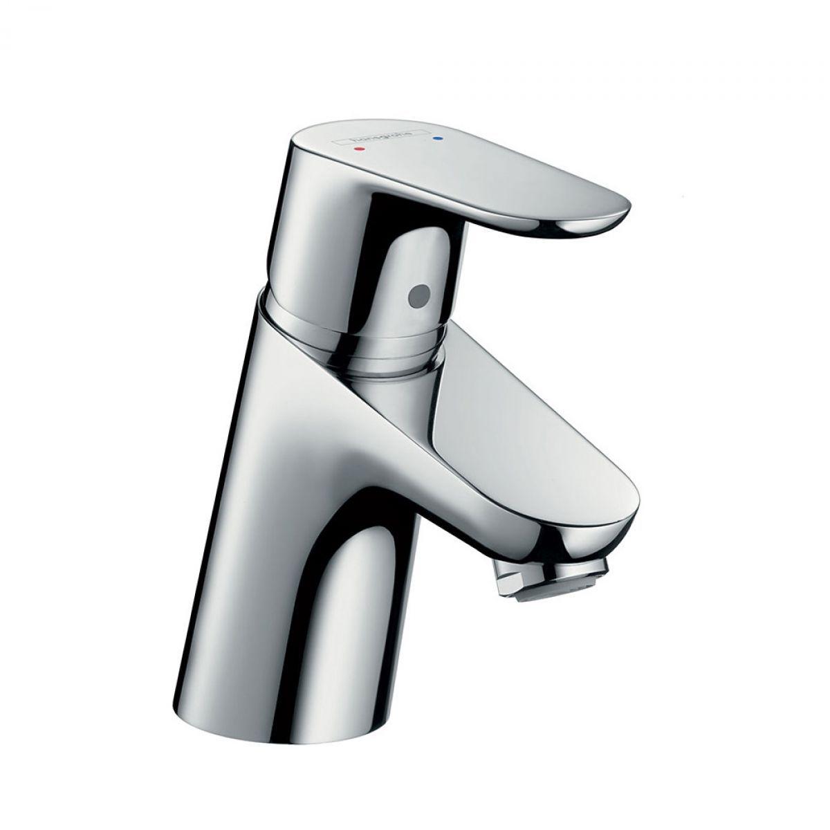 Hansgrohe Focus 70 Basin Mixer Tap : UK Bathrooms