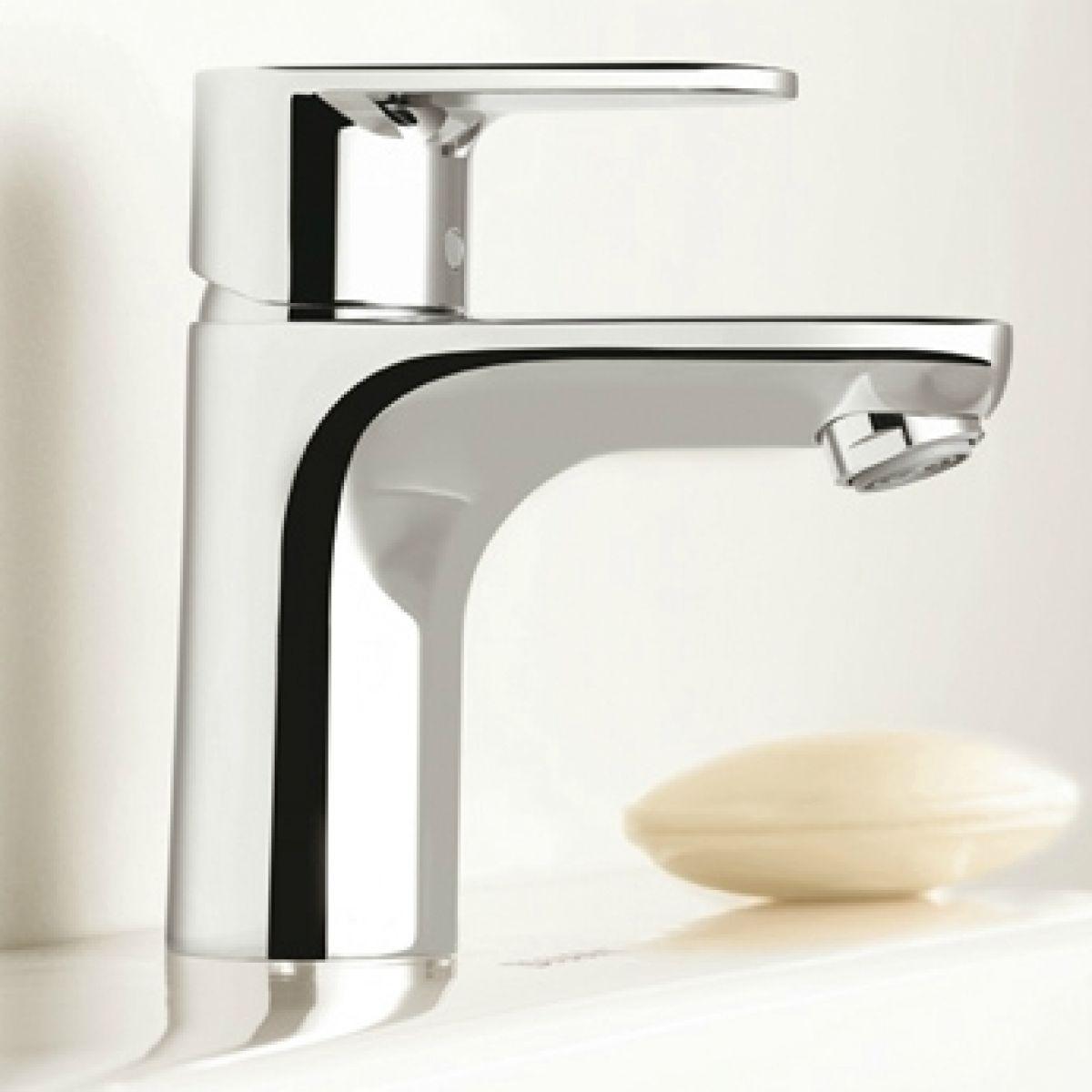 hansgrohe talis e2 basin mixer uk bathrooms. Black Bedroom Furniture Sets. Home Design Ideas