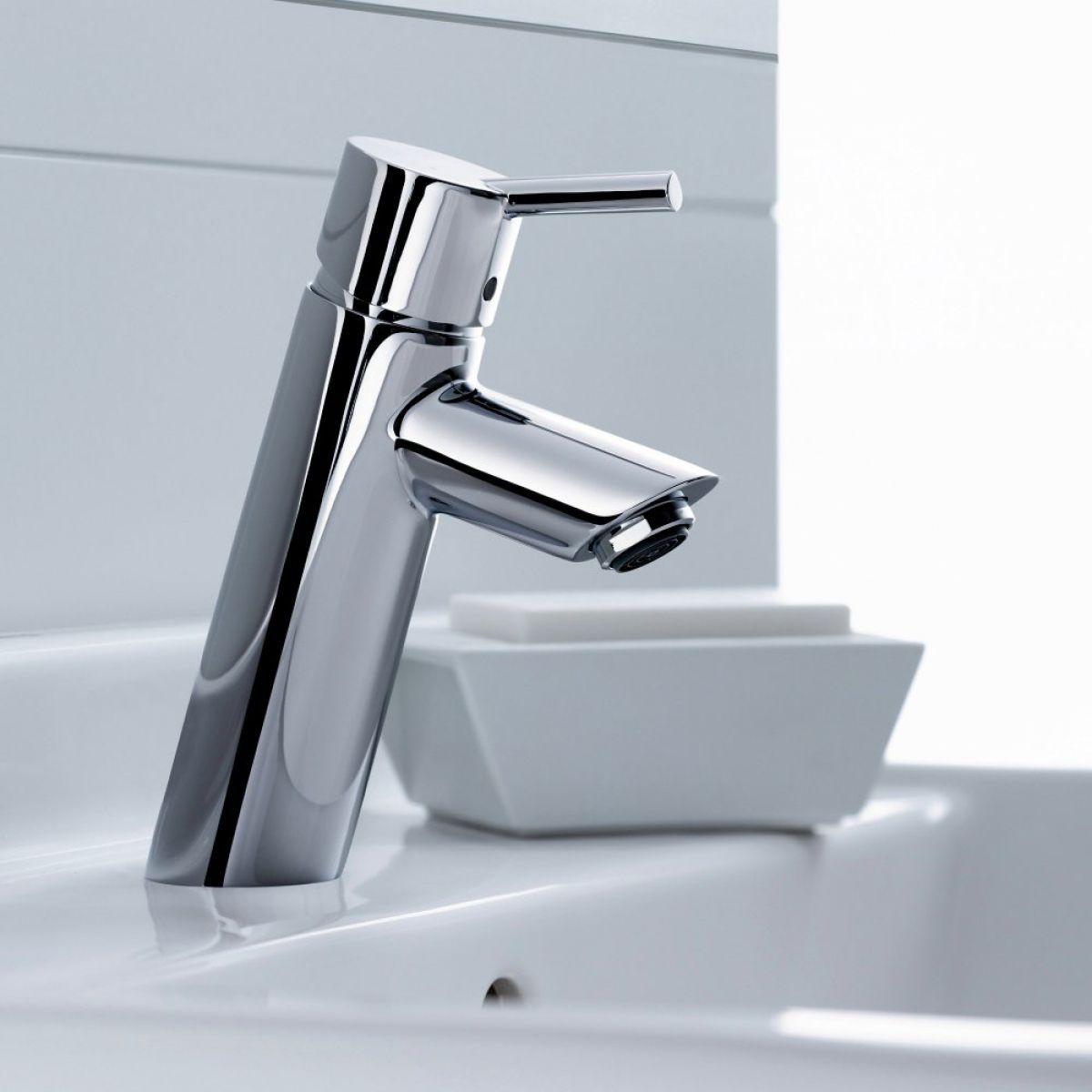 Hansgrohe talis 80 single lever basin mixer uk bathrooms for Hansgrohe talis