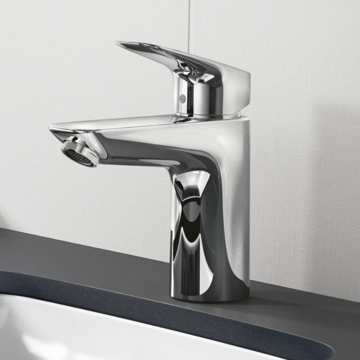 Hansgrohe Logis Basin Mixer 100 Uk Bathrooms