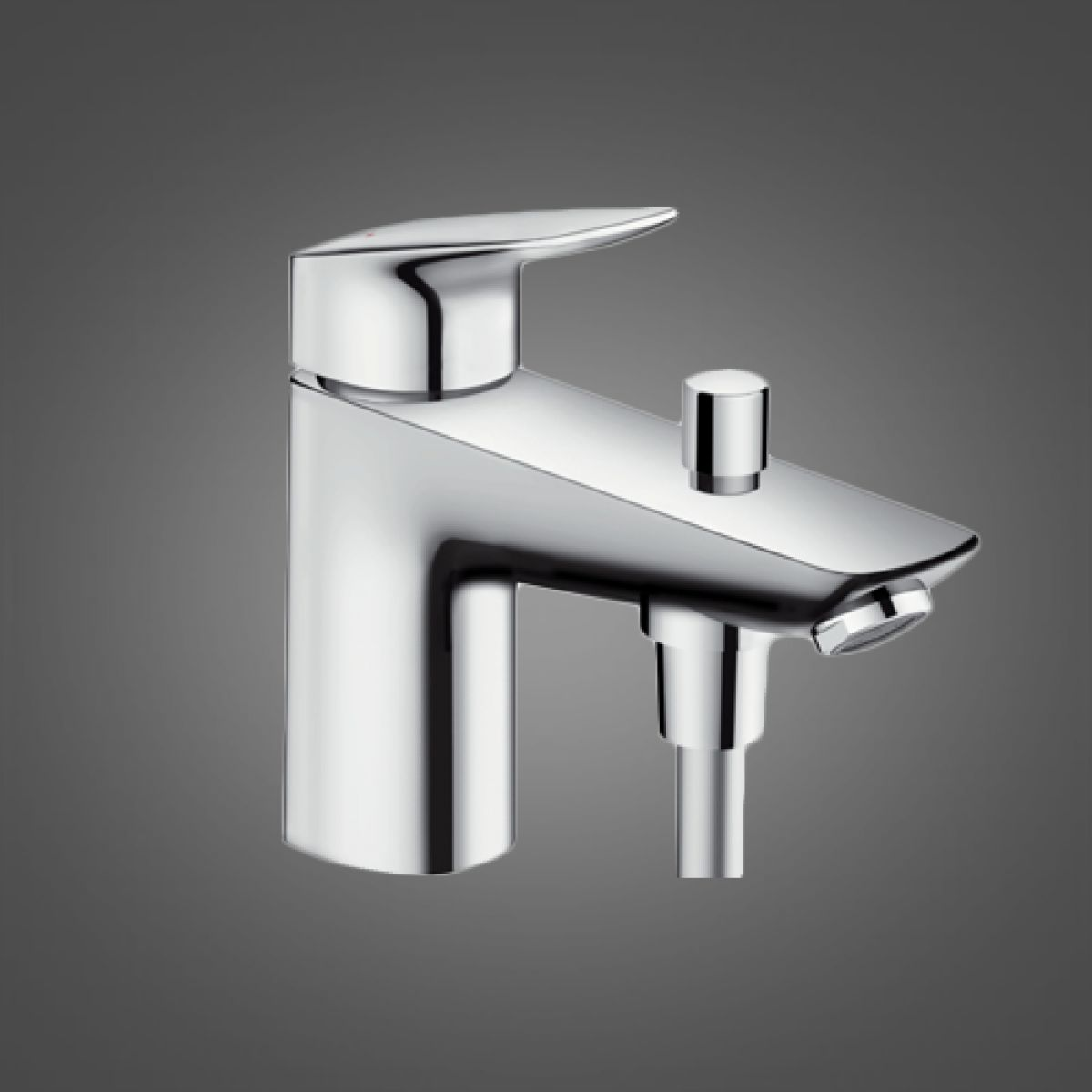 Hansgrohe Logis Single Lever Bath Shower Mixer Uk Bathrooms
