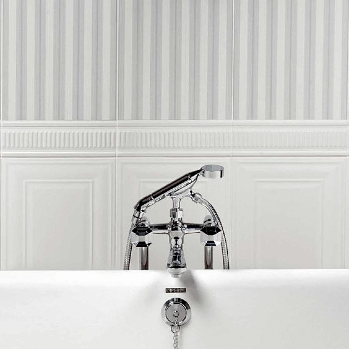 imperial bathrooms edwardian wall tiles 30 x 60cm uk bathrooms
