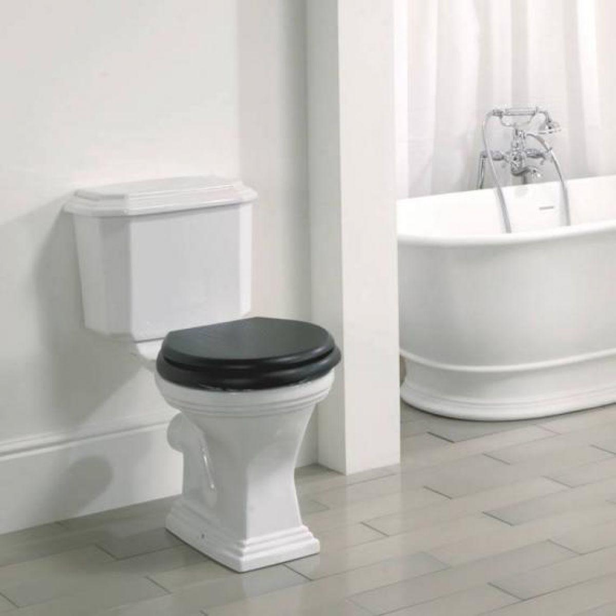 Imperial Astoria Deco Close Coupled Toilet Uk Bathrooms