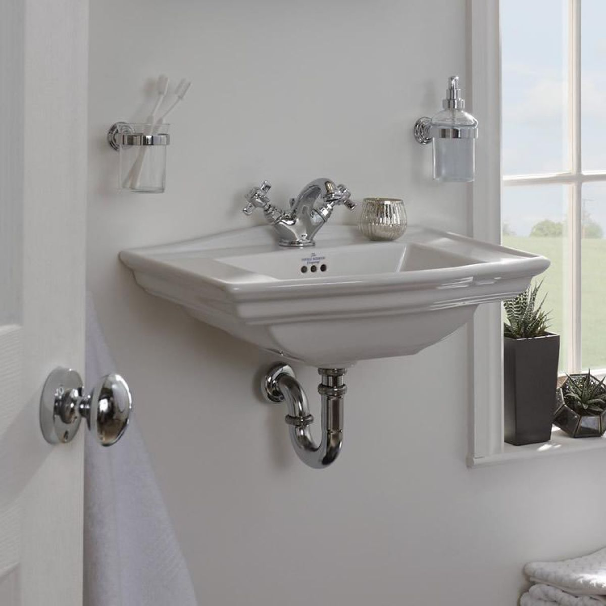 Imperial Westminster Cloakroom Basin Uk Bathrooms