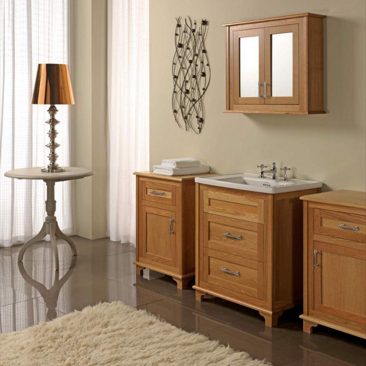 Imperial Radcliffe Thurlestone 2 Drawer Vanity Unit Uk Bathrooms