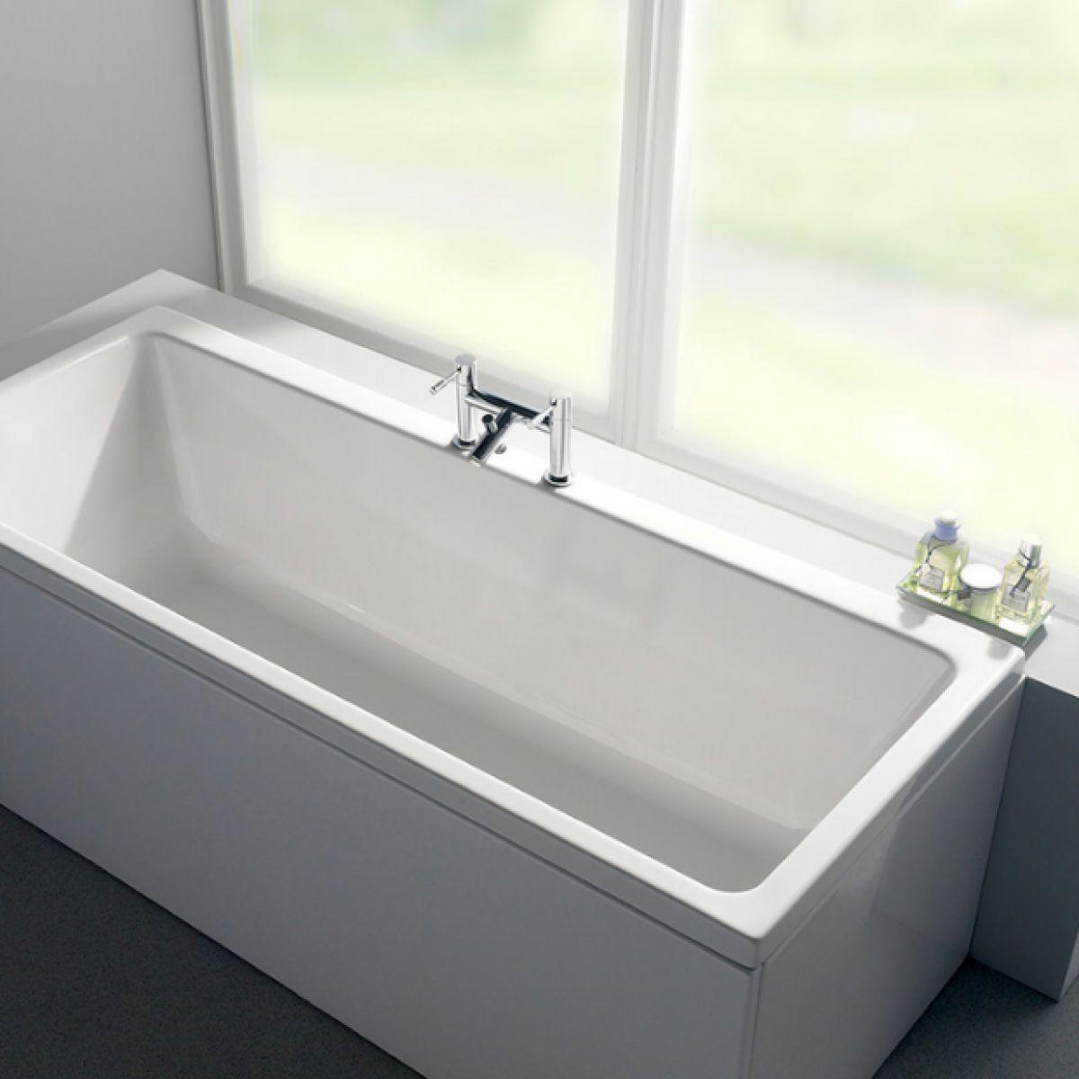 Carron Quantum Double Ended Bath Uk Bathrooms