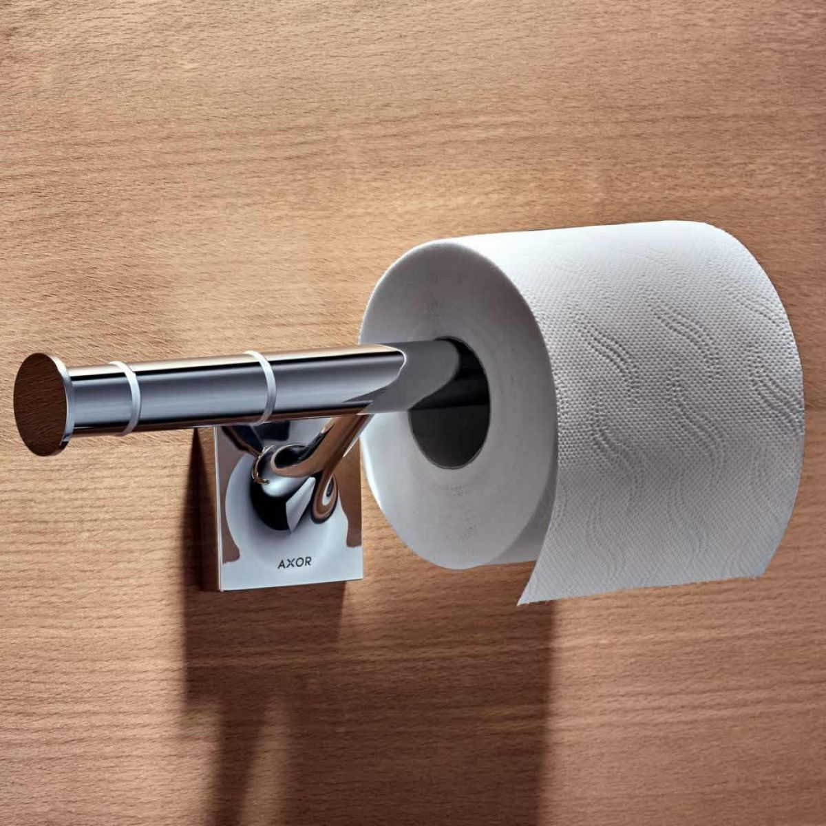 AXOR Starck Organic Toilet Roll Holder : UK Bathrooms