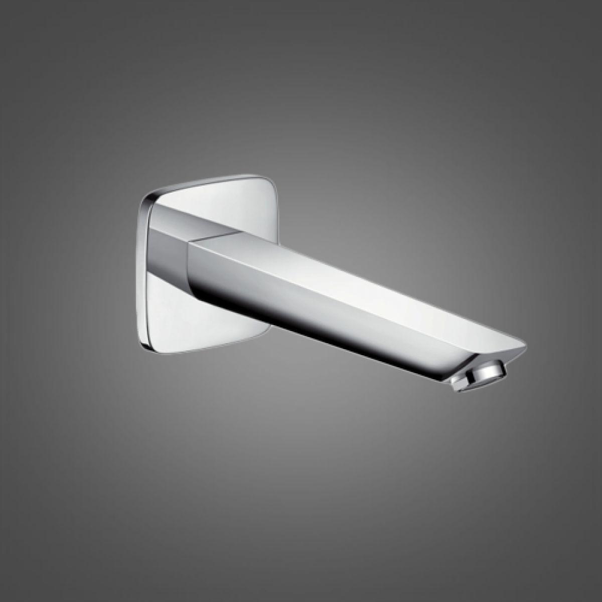 hansgrohe logis bath spout uk bathrooms. Black Bedroom Furniture Sets. Home Design Ideas