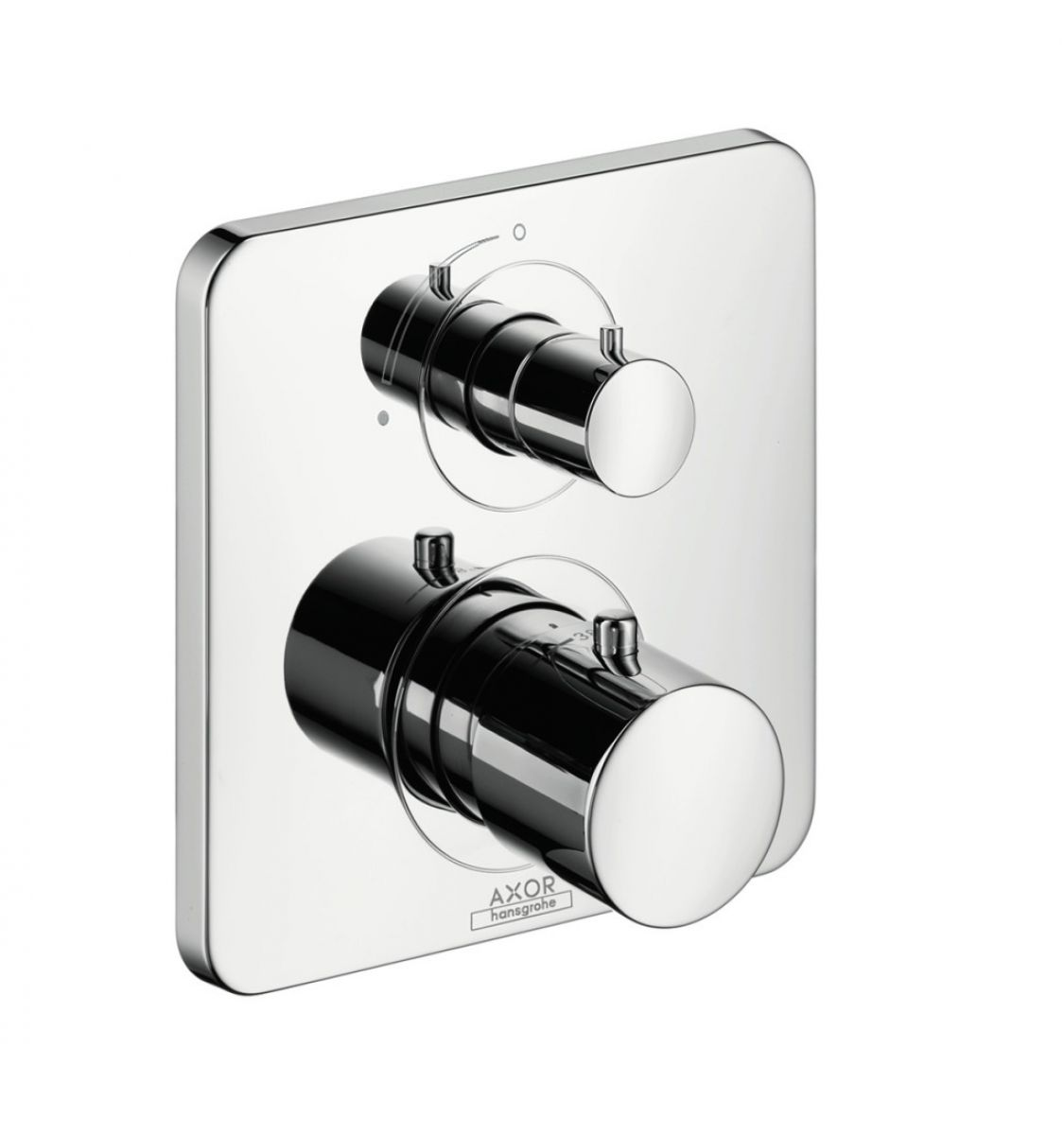 AXOR Citterio M Thermostatic Shower Mixer With Shut Off Valve