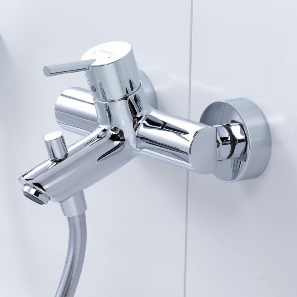 hansgrohe talis s2 exposed bath shower mixer uk bathrooms. Black Bedroom Furniture Sets. Home Design Ideas