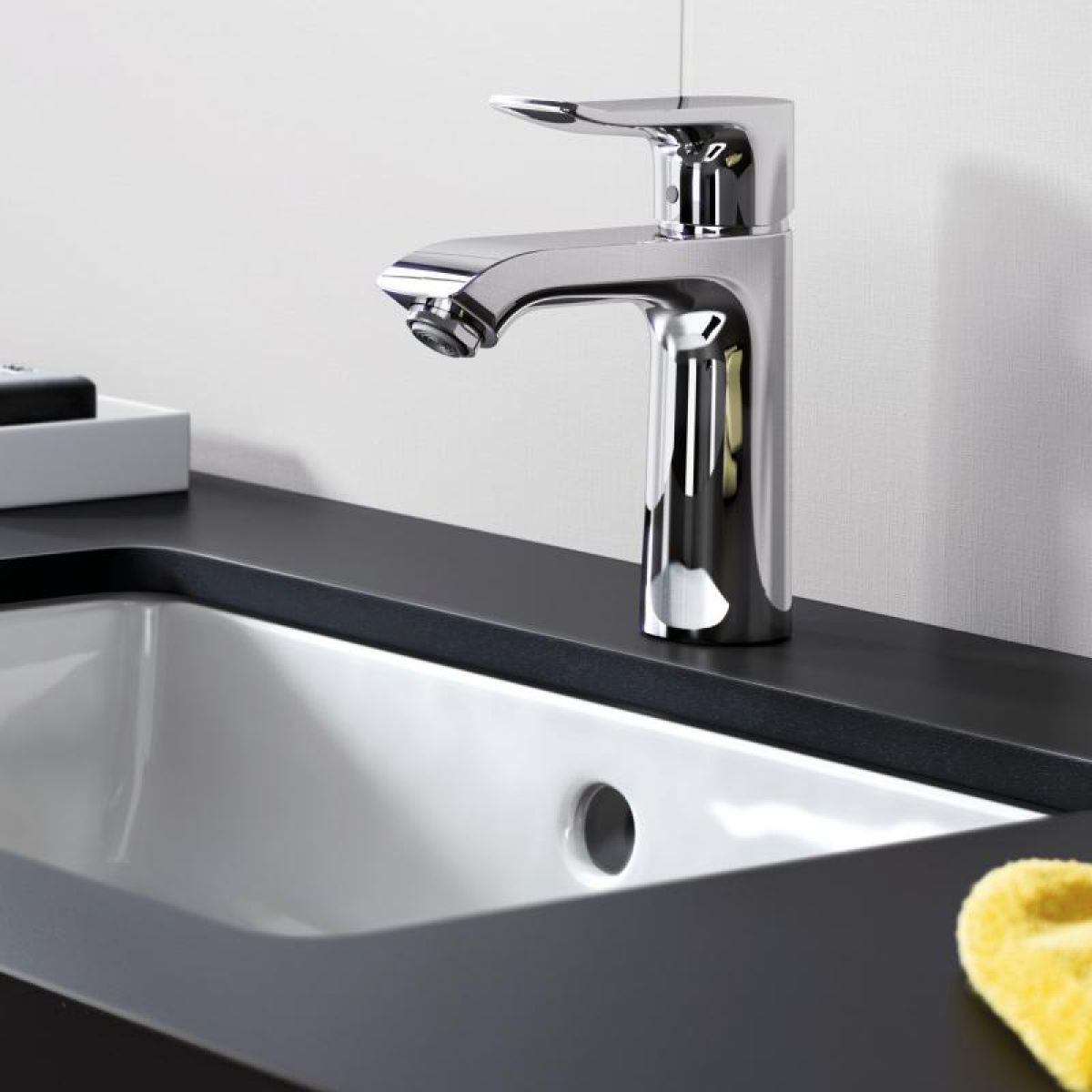 Hansgrohe Metris 110 Single Lever Basin Mixer Tap Uk