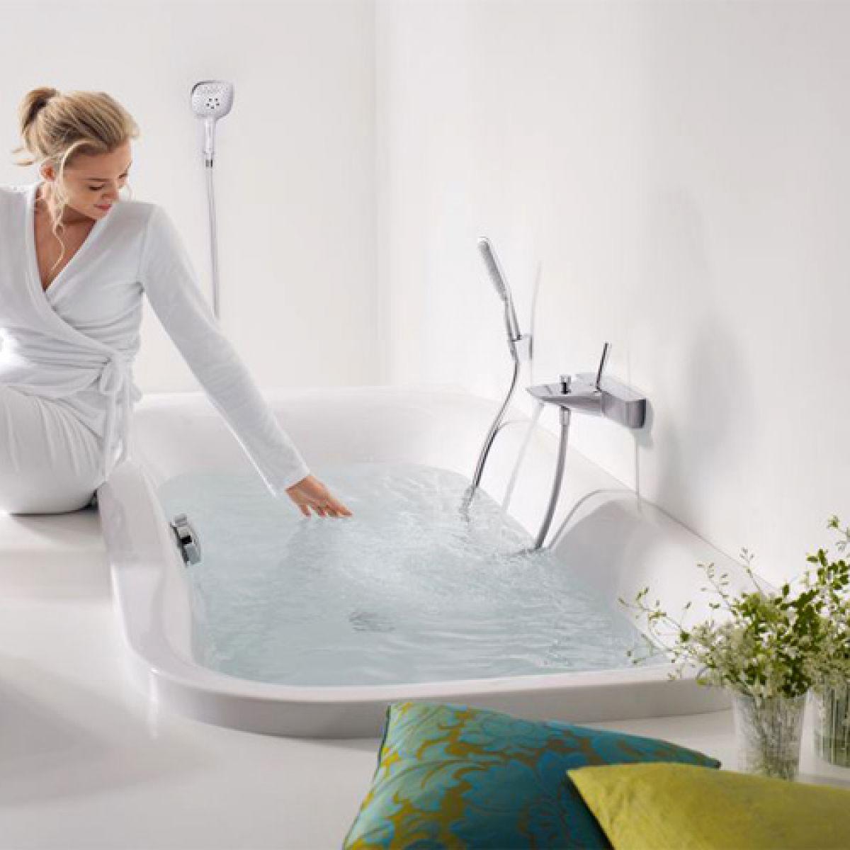 Hansgrohe Puravida Exposed Bath Shower Mixer