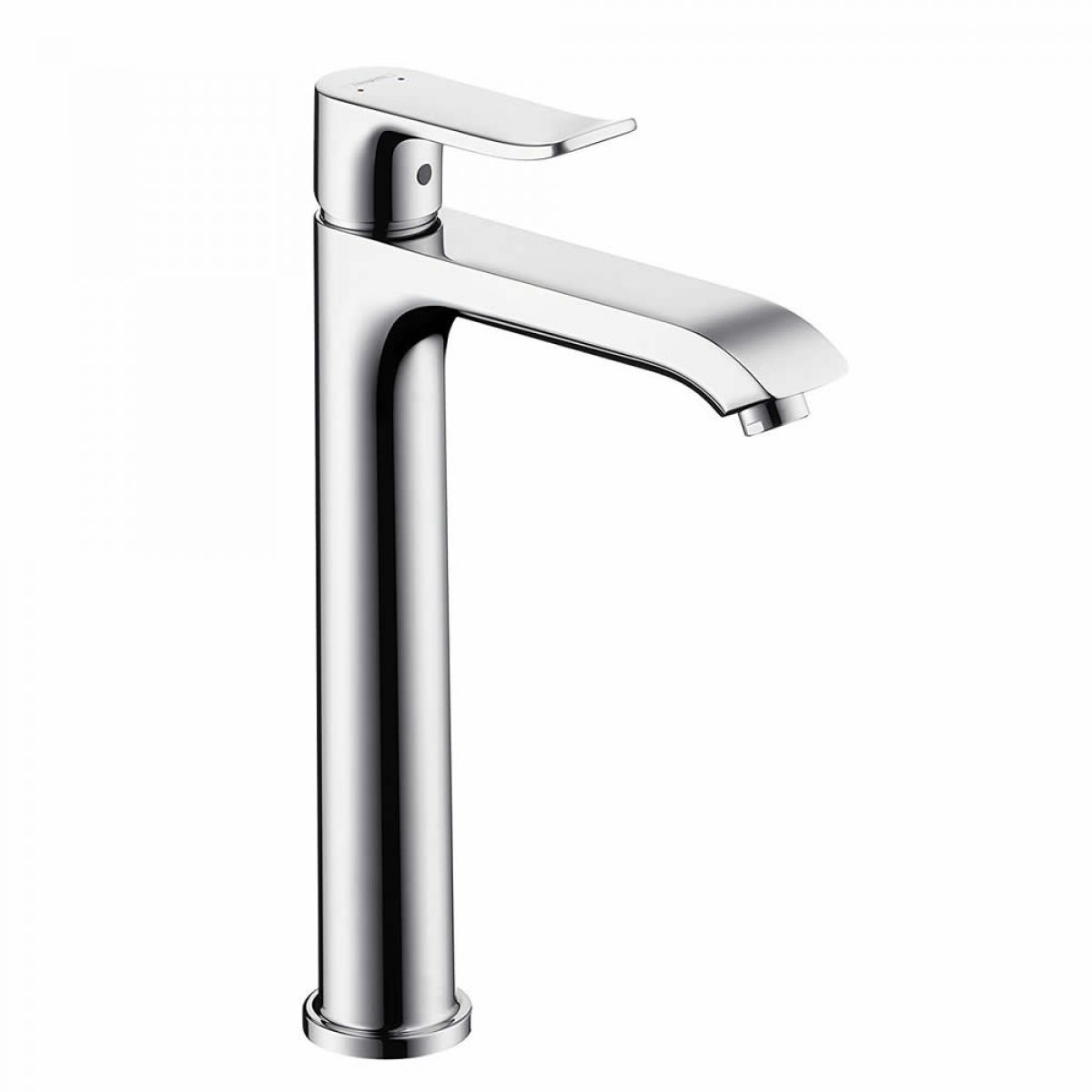 hansgrohe metris 200 tall basin mixer tap uk bathrooms. Black Bedroom Furniture Sets. Home Design Ideas