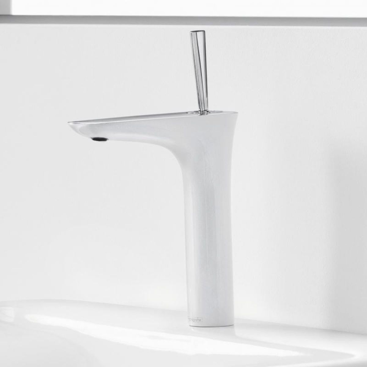 hansgrohe puravida basin mixer with waste uk bathrooms. Black Bedroom Furniture Sets. Home Design Ideas