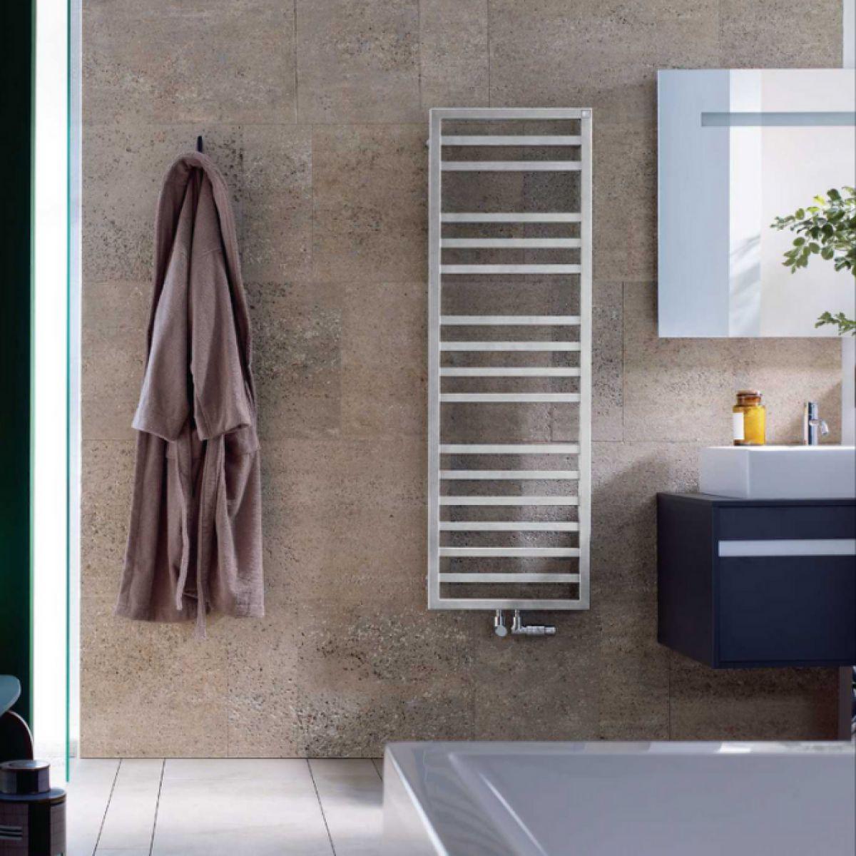 Zehnder Quaro Spa Towel Drying Radiator Uk Bathrooms